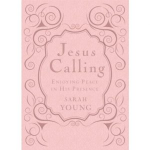 JESUS CALLING PINK WOMENS EDITION
