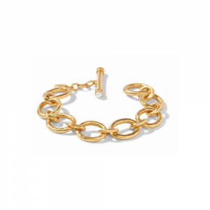 JULIE VOS CATALINA SMALL LINK BRACELET