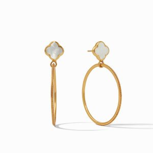 JULIE VOS CHLOE CIRQUE EARRINGS