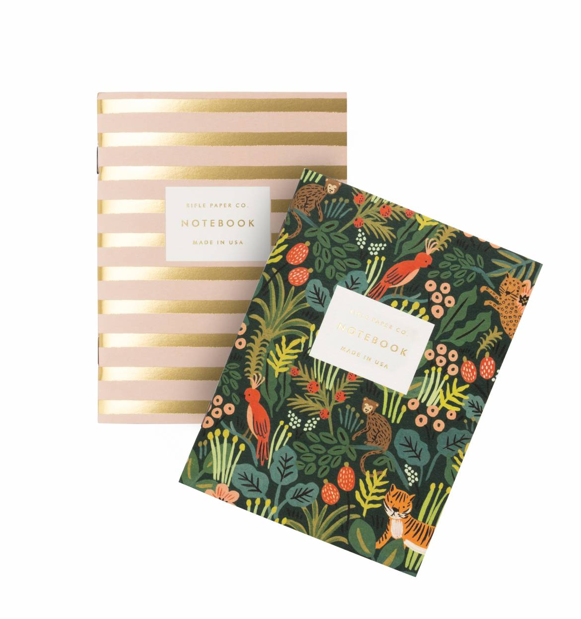 JUNGLE POCKET NOTEBOOKS