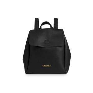 KATIE LOXTON BLACK BEA BACKPACK