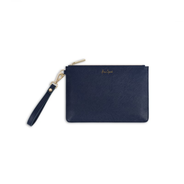 KATIE LOXTON FREE SPIRIT SECRET MESSAGE POUCH