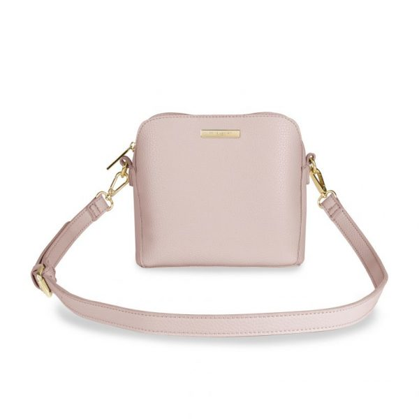 KATIE LOXTON PINK BELLA BOX BAG