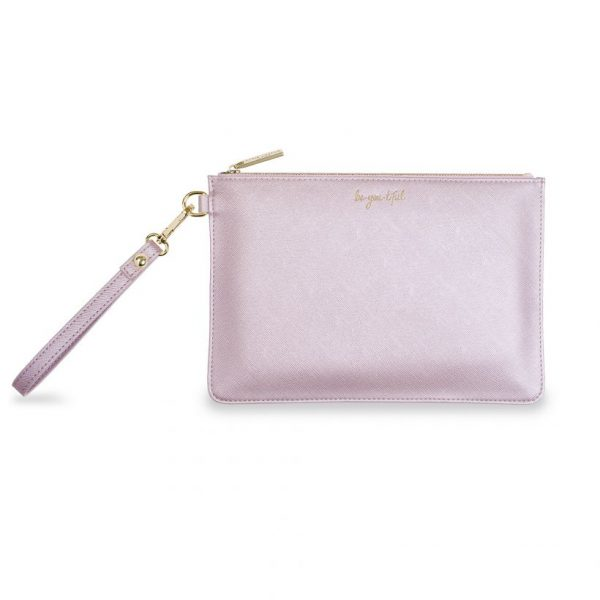 KATIE LOXTON SECRET MESSAGE POUCH - BE-YOU-TIFUL
