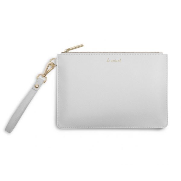 KATIE LOXTON SECRET MESSAGE POUCH - LE WEEEKEND