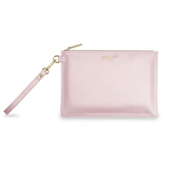 KATIE LOXTON SECRET MESSAGE POUCH - SPEND IN STYLE