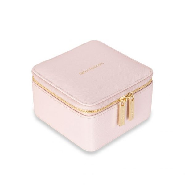 KATIE LOXTON SQUARE JEWELRY BOX - GIRLY GOODIES