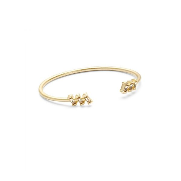 KENDRA SCOTT AMAYA BRACELET IN GOLD
