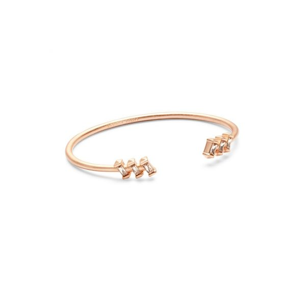 KENDRA SCOTT AMAYA BRACELET IN ROSE GOLD