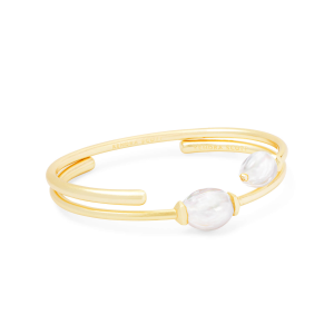 KENDRA SCOTT AMIYA BRACELET IN GOLD