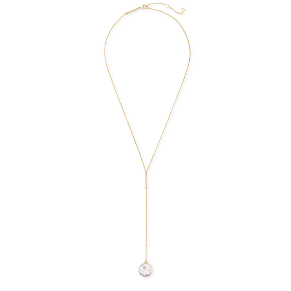 KENDRA SCOTT ANDI NECKLACE IN GOLD