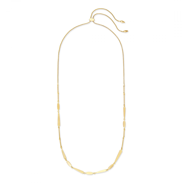 KENDRA SCOTT AVA NECKLACE IN GOLD