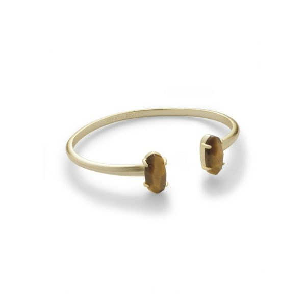 KENDRA SCOTT EDIE BRACELET IN GOLD