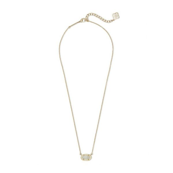 KENDRA SCOTT EMBER NECKLACE IN GOLD