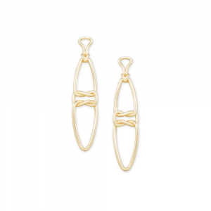 KENDRA SCOTT FALLYN LINEAR EARRINGS