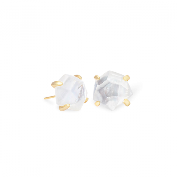 KENDRA SCOTT JEWELRY ELLMS EARRINGS IN GOLD
