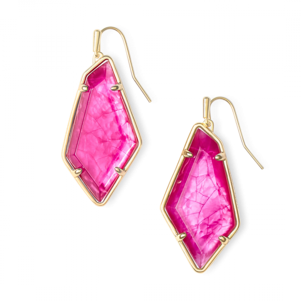KENDRA SCOTT JEWELRY EMILIA EARRINGS IN GOLD
