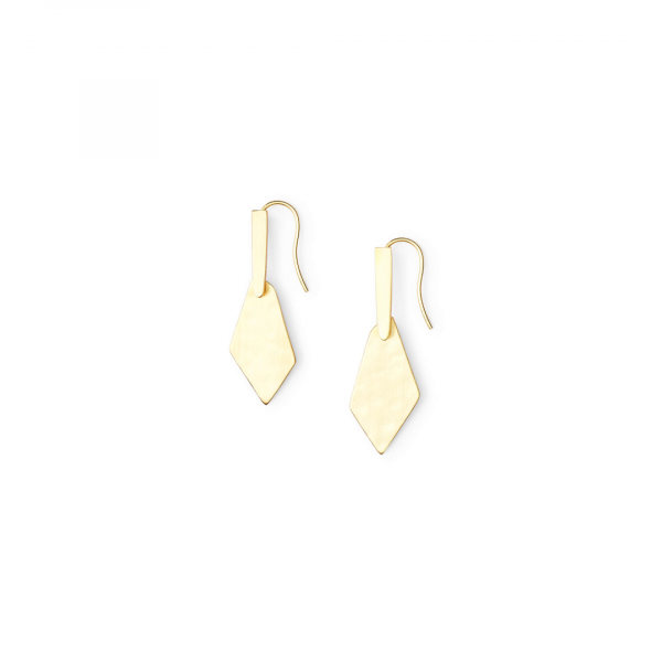 KENDRA SCOTT JEWELRY GIANNA EARRINGS IN GOLD