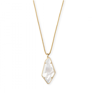 KENDRA SCOTT JEWELRY LILITH NECKLACE IN GOLD