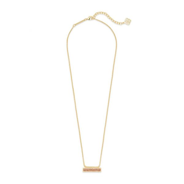 KENDRA SCOTT LEANOR NECKLACE IN GOLD