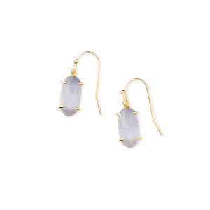 KENDRA SCOTT LEMMI EARRINGS IN GOLD