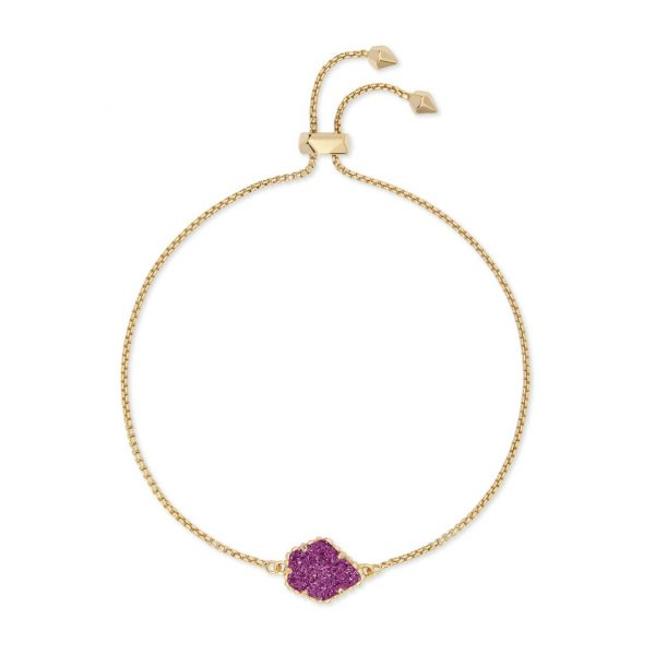 KENDRA SCOTT THEO BRACELET IN GOLD