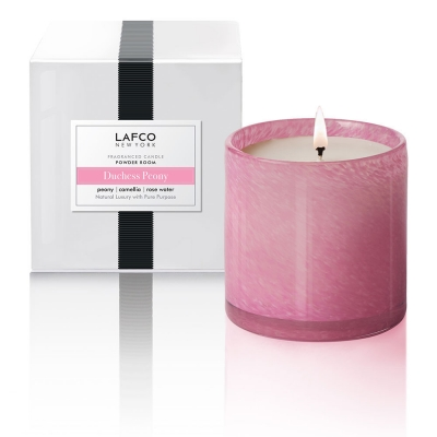 LAFCO DUCHESS PEONY POWDER ROOM CANDLE