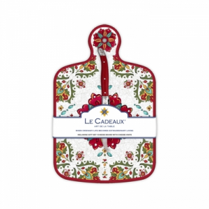 LE CADEAUX CHEESE BOARD WITH KNIFE