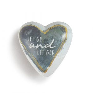 LET GO ART HEART TOKEN