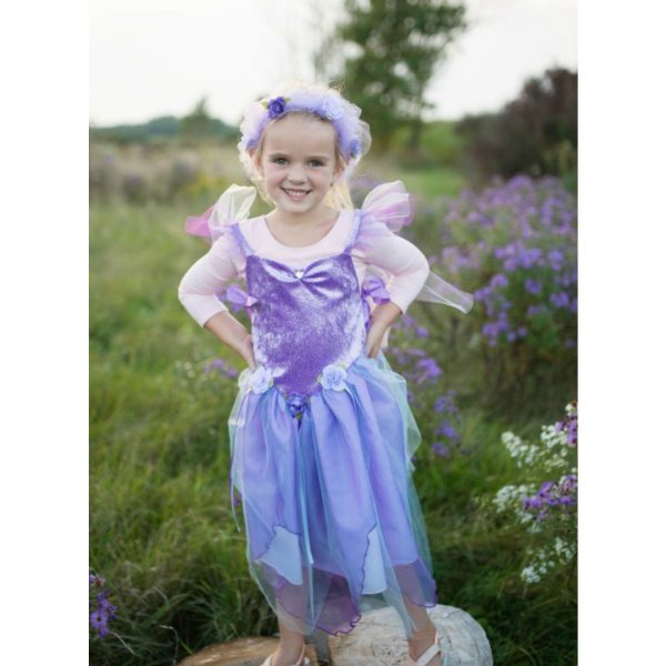 LILAC FOREST FAIRY TUNIC