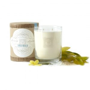LINNEA'S LIGHTS SEA SALT 2-WICK CANDLE