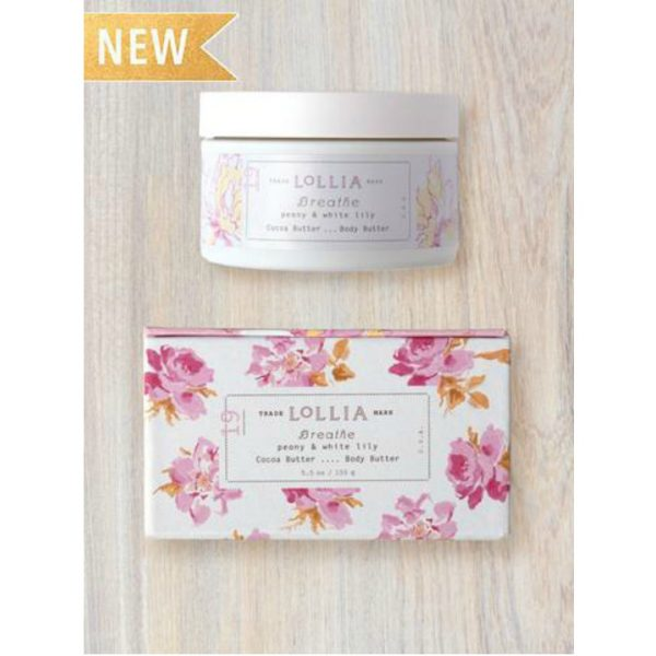 LOLLIA WHIPPED BODY BUTTER
