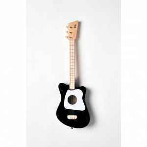 LOOG MINI BLACK GUITAR