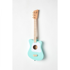 LOOG MINI GREEN GUITAR