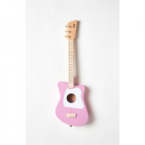 LOOG MINI PINK GUITAR