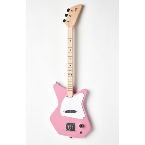 LOOG PINK PRO ELECTRIC GUITAR