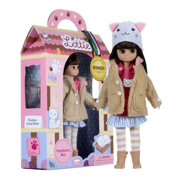 LOTTIE DOLL PANDORA BOX