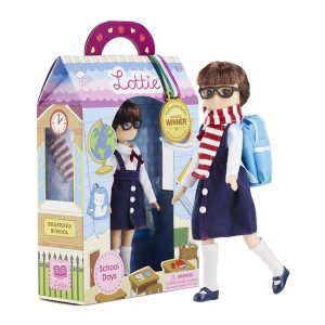 LOTTIE DOLL SCHOOL DAYS
