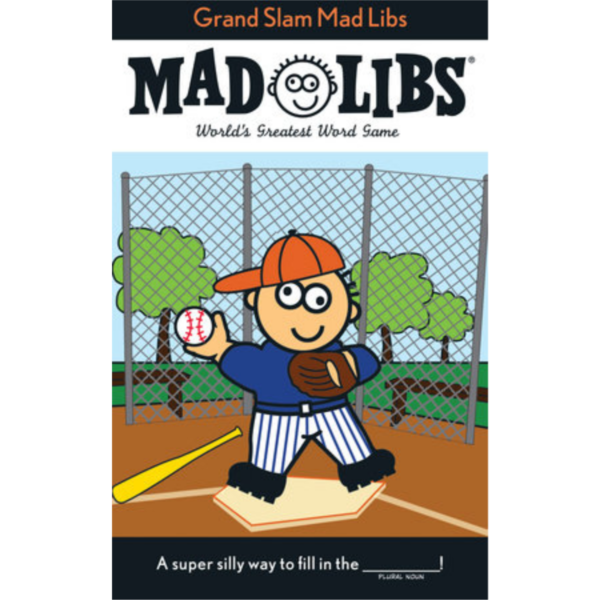 MAD LIBS GRAND SLAM