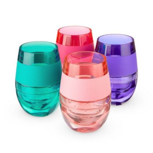 MAGENTA WINE FREEZE COOLING CUP