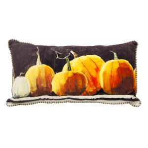 MANTEL PUMPKIN PILLOW