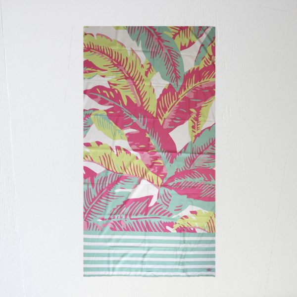MAUI PALM GIANT BEACH TOWEL