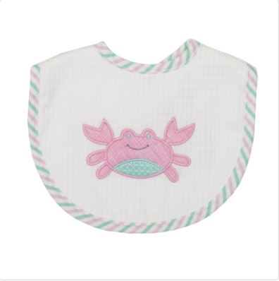 MEDIUM CRAB BIB