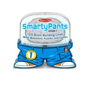 MELISSA AND DOUG SMARTY PANTS - 1ST GRADE CARD SET