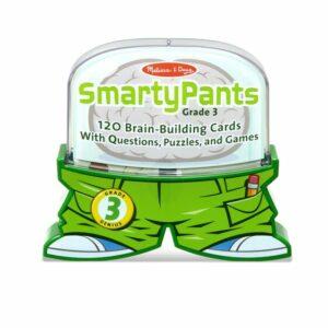 MELISSA AND DOUG SMARTY PANTS - 3RD GRADE CARD SET