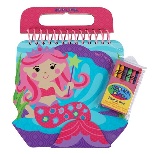 MERMAID SKETCH PAD
