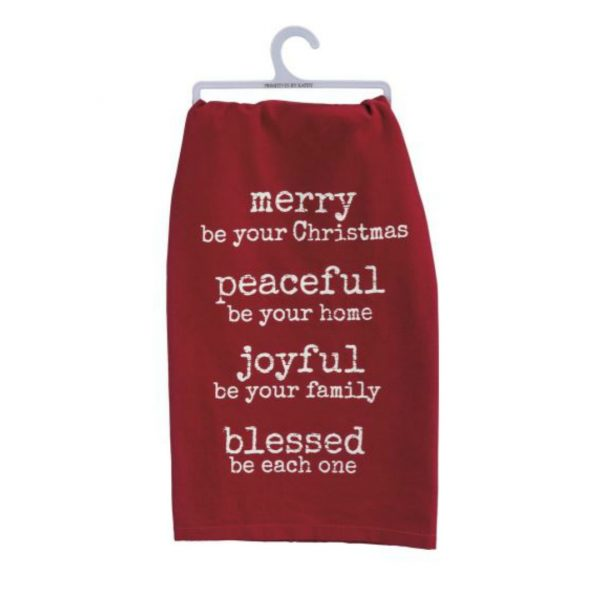 MERRY BE DISH TOWEL