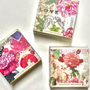 MICHEL DESIGN WORKS LITTLE SOAPS