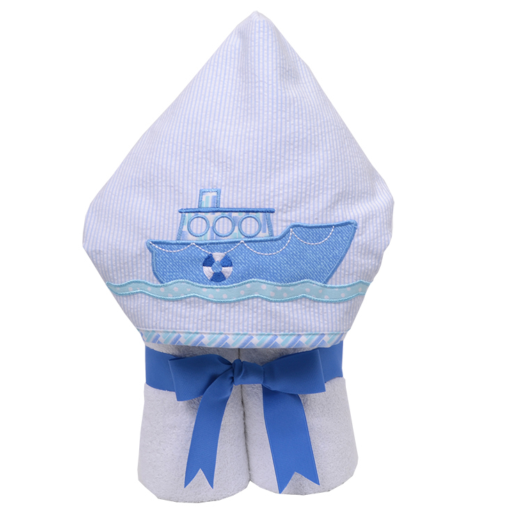 MIGHTY TUGBOAT EVERYDAY TOWEL