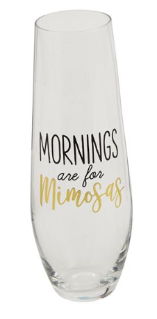 MIMOSAS STEMLESS GLASS